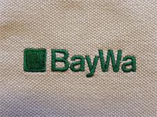 BayWa-Stick